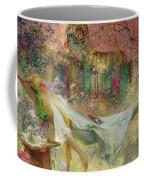 Summer In The Garden Coffee Mug by Darien Henri-Gaston