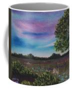 Summer Meadow Coffee Mug by Anastasiya Malakhova