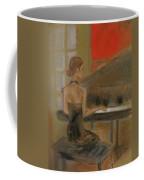Sunday Recital Coffee Mug by C Pichura