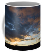 Sunset In Utah Coffee Mug by Delphimages Photo Creations