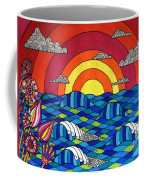 Sunshine Through My Window Coffee Mug by Susan Claire