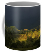 Sunspot After The Storm Coffee Mug by Heiko Koehrer-Wagner