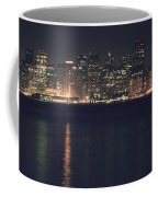 Surrender All Your Dreams To Me Tonight Coffee Mug by Laurie Search