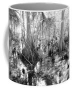 Swampland Coffee Mug by Carey Chen