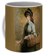 Sweet Emma Morland Coffee Mug by Sir John Everett Millais