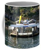 Taronga Zoo Wharf Coffee Mug by Steven Ralser