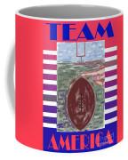 Team America Coffee Mug by Patrick J Murphy