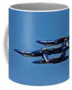 Teamwork Coffee Mug by Adam Romanowicz