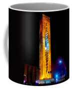 Tear Drop At Night Coffee Mug by Nick Zelinsky