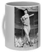 Ted Williams Swing Coffee Mug by Gianfranco Weiss