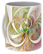 Tendrils 06 Coffee Mug by Amanda Moore