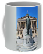 Tennessee Capitol Coffee Mug by Dan Sproul