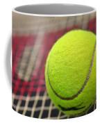 Tennis Anyone... Coffee Mug by Kaye Menner