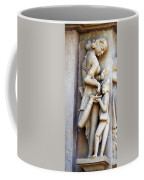 Testing Her Shoe Coffee Mug by C H Apperson