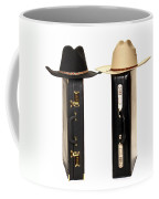 Texas Style Business Coffee Mug by Olivier Le Queinec