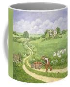 The Apple Barrow Coffee Mug by Ditz