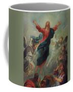 The Ascension Coffee Mug by Jean Francois de Troy