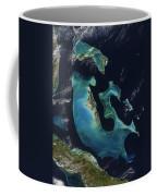 The Bahamas Coffee Mug by Adam Romanowicz