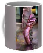 The Ballerina Coffee Mug by Reggie Duffie