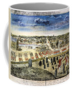 The Battle Of Concord, 1775 Coffee Mug by Granger
