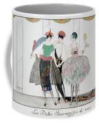 The Beautiful Savages Coffee Mug by Georges Barbier