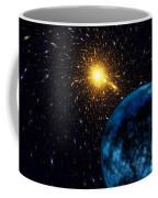 The Blue Planet Coffee Mug by Klara Acel