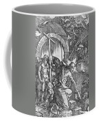 The Descent Of Christ Into Limbo Coffee Mug by Albrecht Duerer