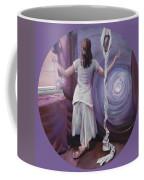 The Devotee Coffee Mug by Shelley Irish