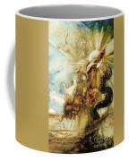 The Fall Of Phaethon Coffee Mug by Gustave Moreau