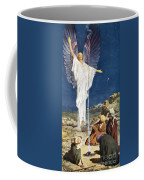 The First Noel Coffee Mug by William Henry Margetson