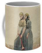 The Foghorn Coffee Mug by Winslow Homer