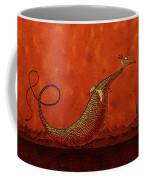 The Friendly Dragon Coffee Mug by Gianfranco Weiss