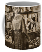 The General Store Coffee Mug by Priscilla Burgers