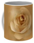 The Golden Rose Flower Coffee Mug by Jennie Marie Schell