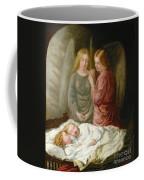 The Guardian Angels  Coffee Mug by Joshua Hargrave Sams Mann
