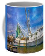The Harbor II Coffee Mug by Betsy Knapp