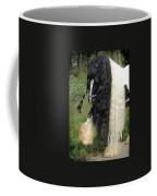 The Hitcher Coffee Mug by Fran J Scott