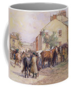 The Horse Fair  Coffee Mug by John Atkinson