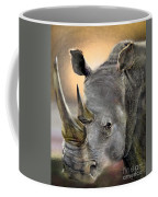 The Inevitable Collision-and So I Wait Coffee Mug by Reggie Duffie