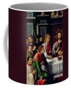 The Last Supper Coffee Mug by French School