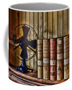 The Lawyers Desk Coffee Mug by Paul Ward