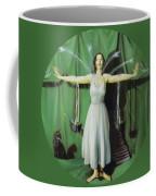 The Leaver Coffee Mug by Shelley Irish