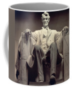The Lincoln Memorial Coffee Mug by Daniel Chester French