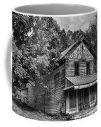 The Local Haunted House Coffee Mug by Heather Applegate