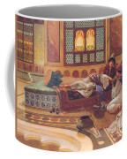The Manicure Coffee Mug by Rudolphe Ernst