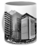 The Newseum Coffee Mug by Olivier Le Queinec