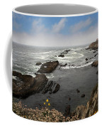 The Ocean's Call Coffee Mug by Laurie Search