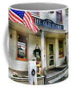The Old Store Coffee Mug by Diana Angstadt