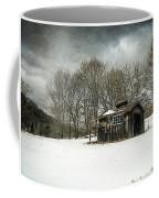 The Old Sugar Shack Coffee Mug by Edward Fielding