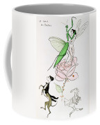 The Poets Corner Coffee Mug by Sem